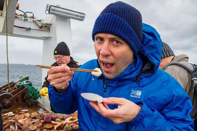 Sushi Tour Iceland