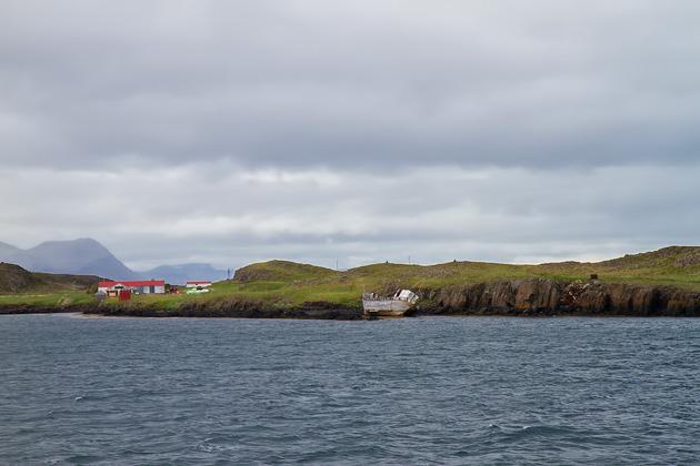 Shipwreck Iceland
