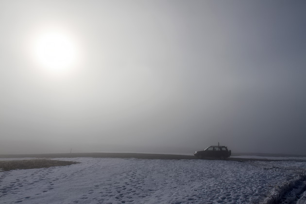 Jeep Rental Snow Iceland