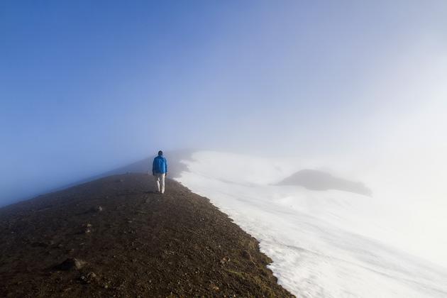 Viti Hike Iceland