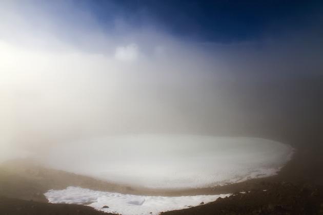 Mist Iceland