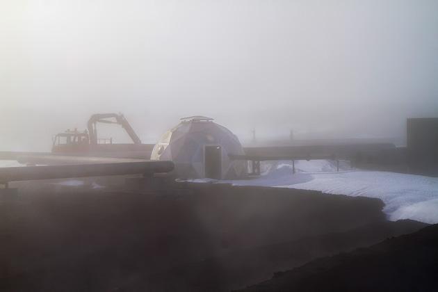 Viti Geothermal Drill Hole