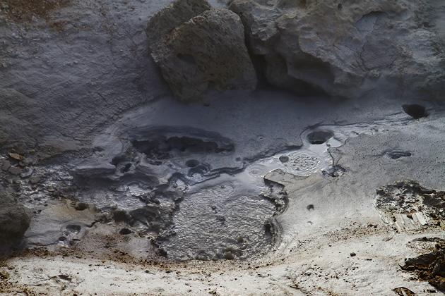 Geothermal Mud Iceland