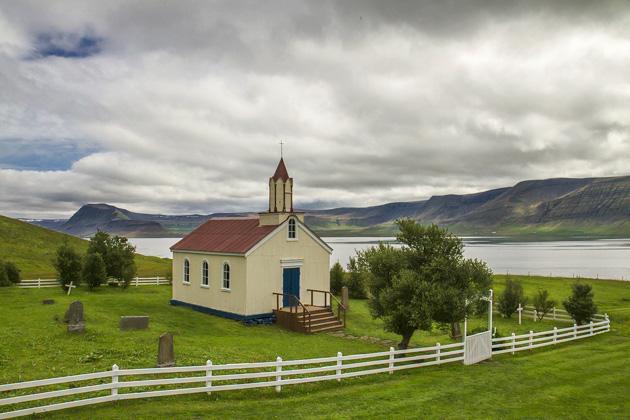 Hrafnseyri Church
