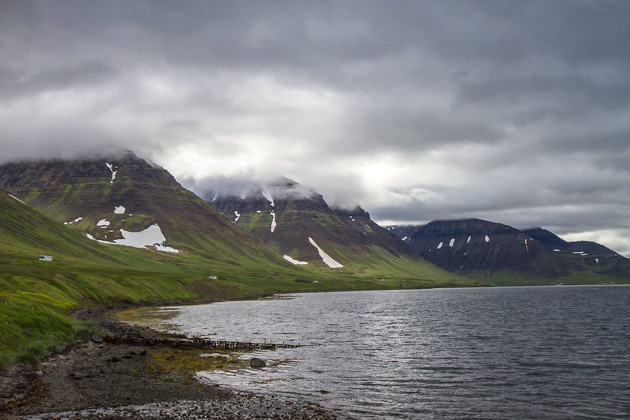 Flateyri Fjord