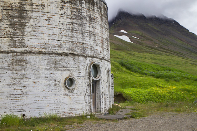 Bunker House Flateyri