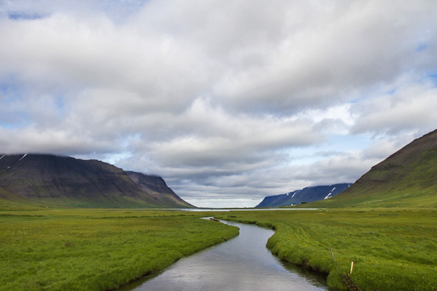 Flateyri River