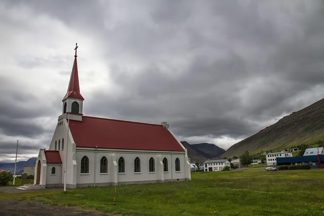 Þingeyri Church