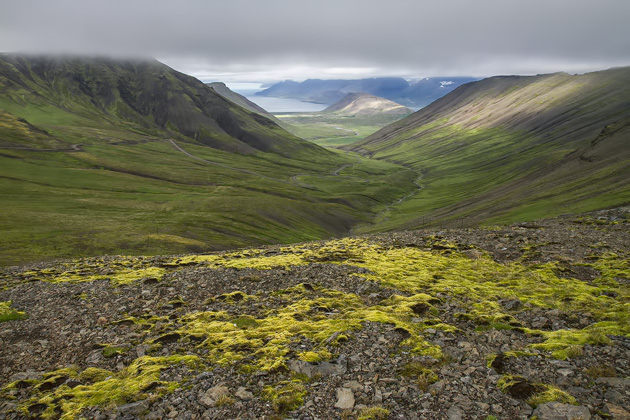 Magical Valley Iceland