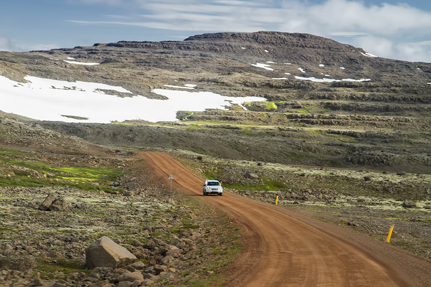Off Road Iceland