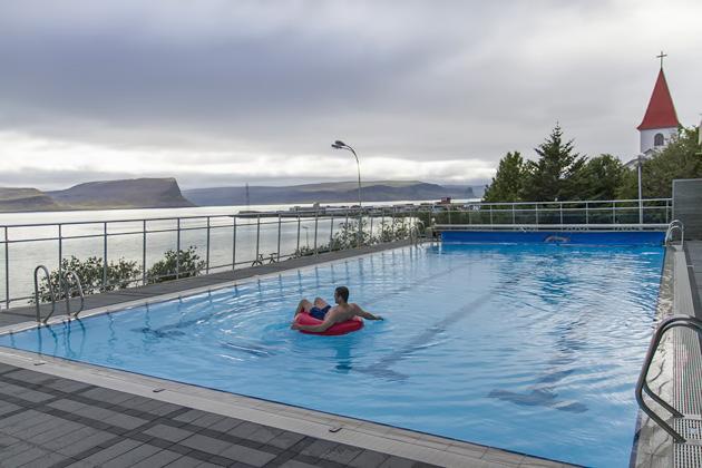 Patreksfjörður Pool