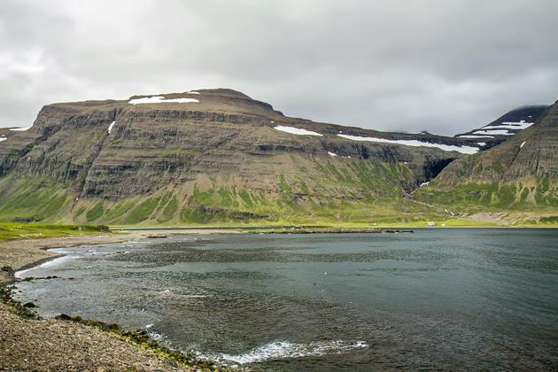 West Fjords Landscapes