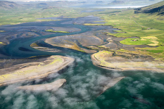 Iceland Bay