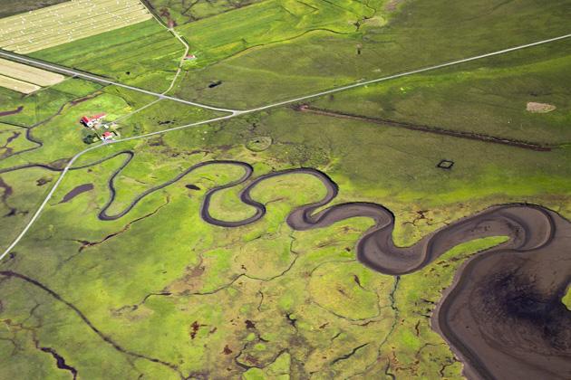 Snake River Iceland