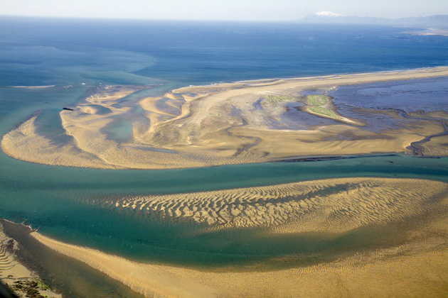 Iceland Sand Dunes
