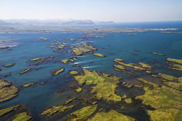 Tiny Islands Iceland