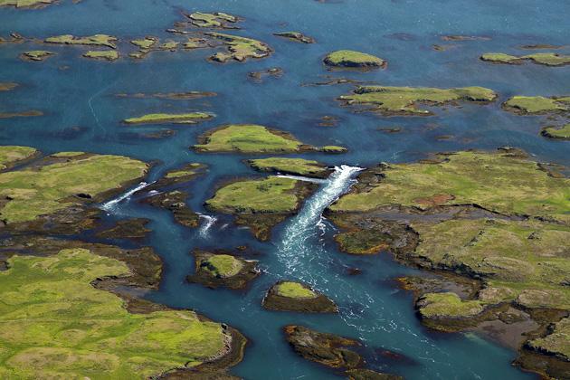 Current Sea Iceland