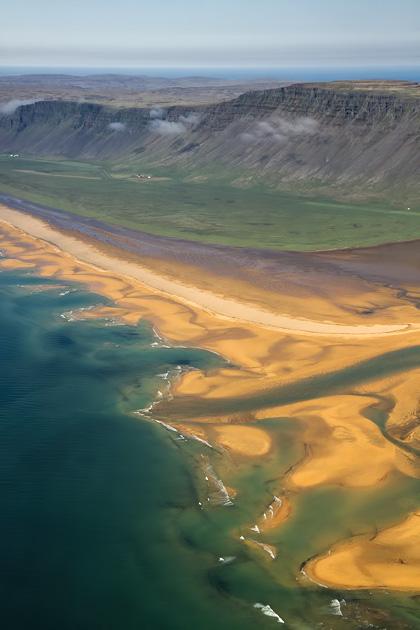 Red Sand Beach Iceland