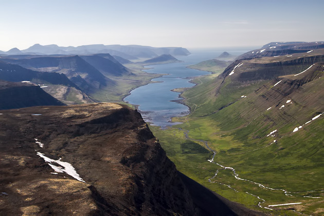Fjörds Iceland