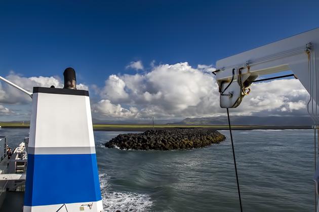 Ferry Westman Islands