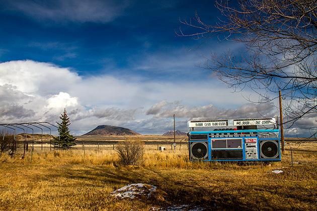 Giant Idaho Radio