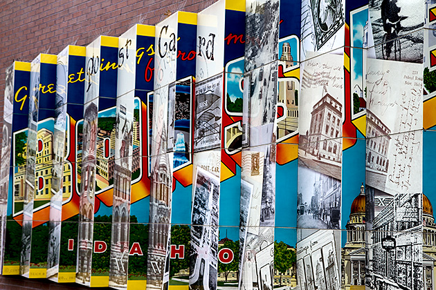 Boise-Postcard