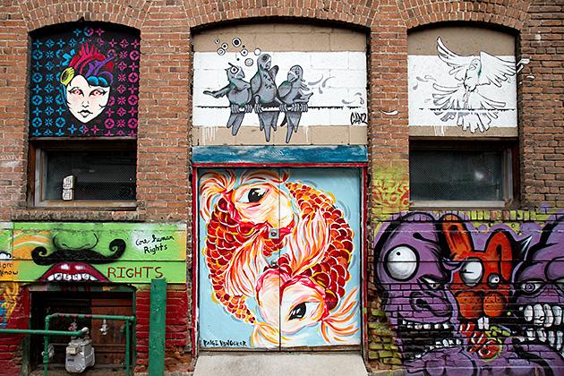 Fish-Graffiti