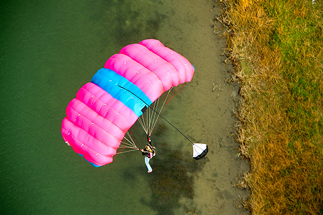 Parachuting-Idaho