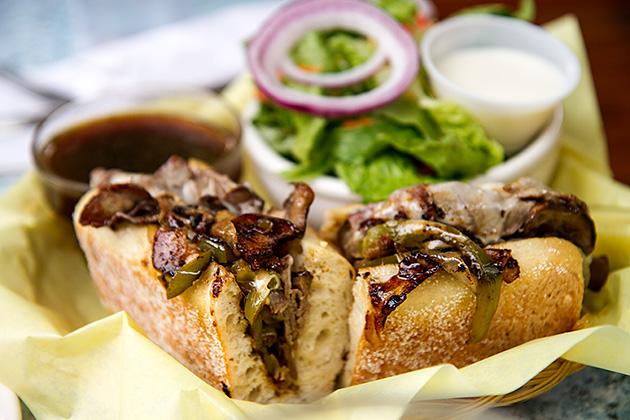 Basque-Block-Sandwich