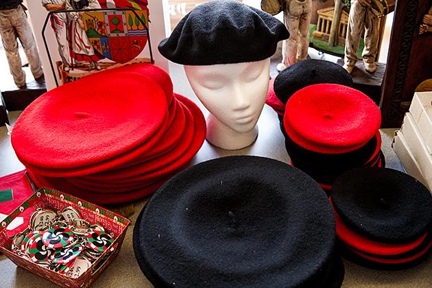 Basque-Hats