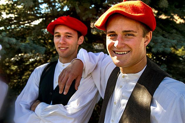 Basque Buddies
