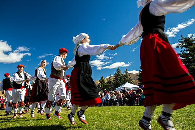 Basque Dance