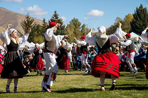 Basque-Folklore