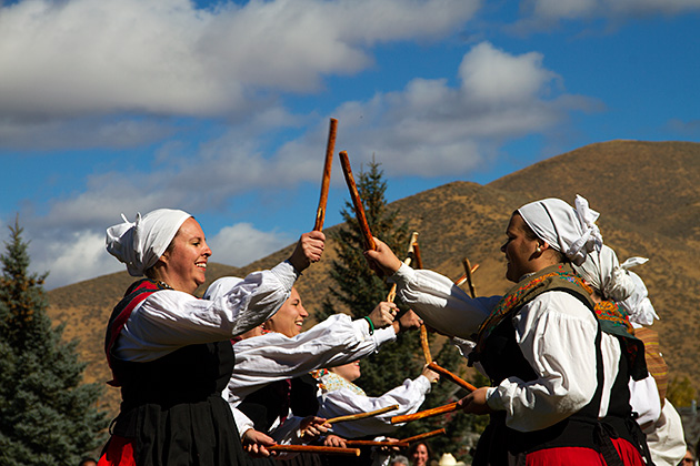 Basque-Stick-Dance