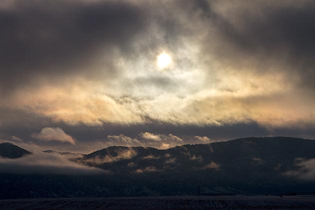 Golden-Clouds