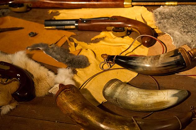 Idaho-Horns