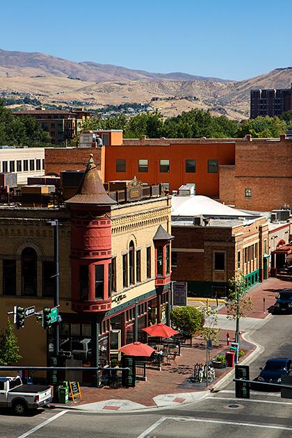 Boise-City-Corner