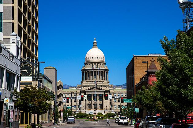 State-House-Idaho-Boise