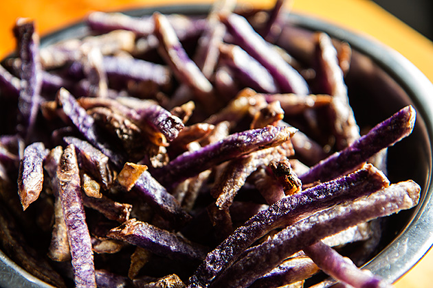 Purple-Fries