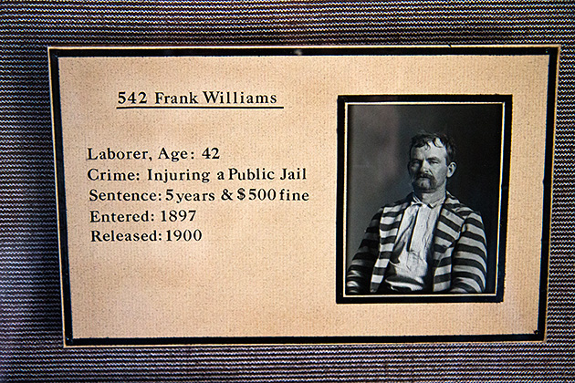 Frank-Williams-Jail