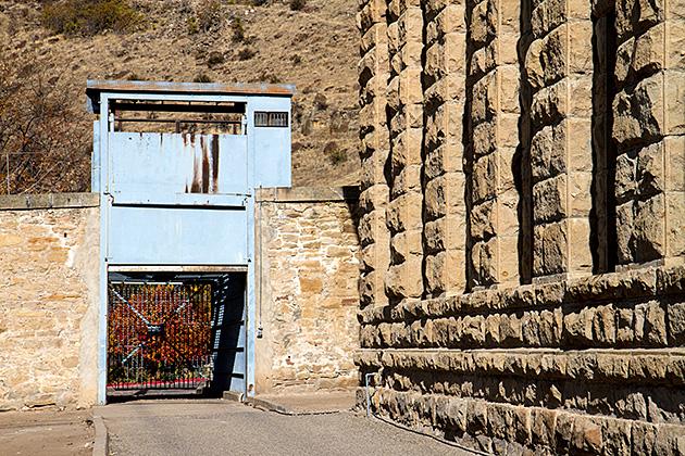 Prison-Gate