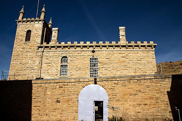 Prison-Watch-Tower