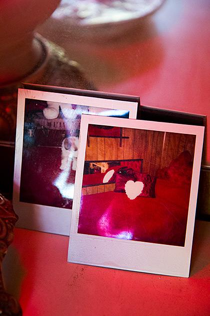 Puff Polaroid