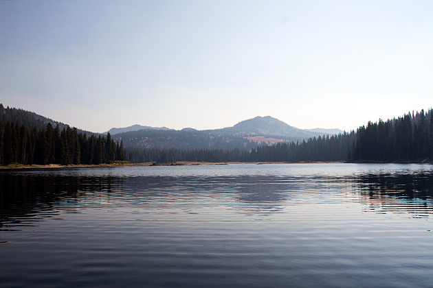 Boulder-Lake-Idaho