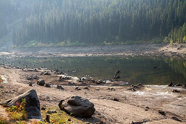 Empty Lake