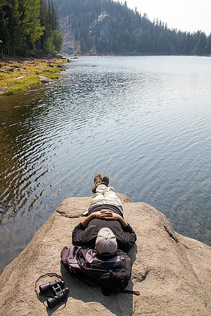 Lake Nap