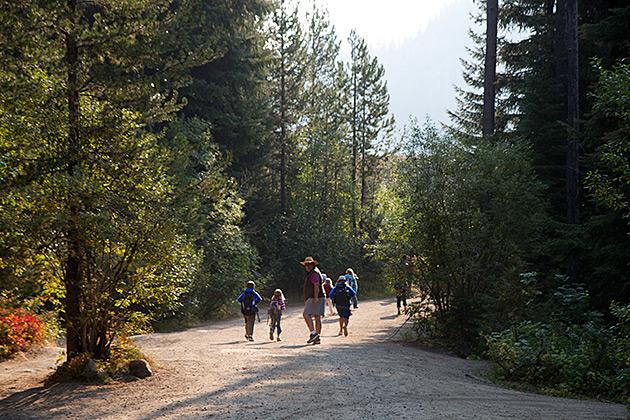 School-Hike