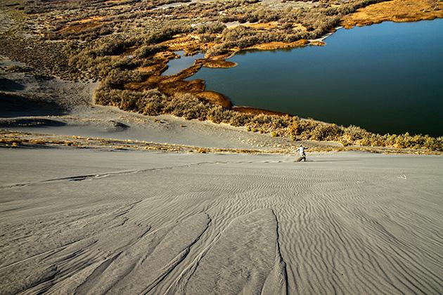 Dizzy Dunes