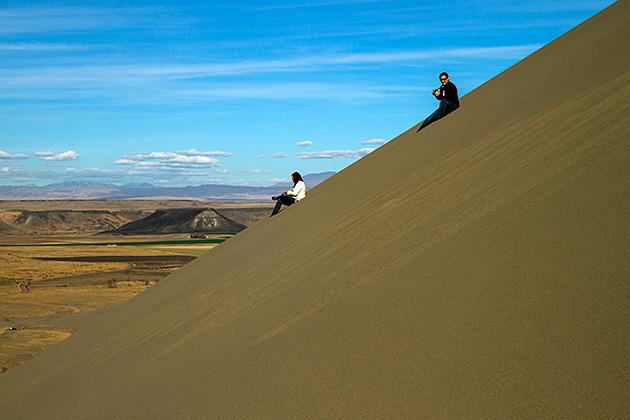 Resting Dunes