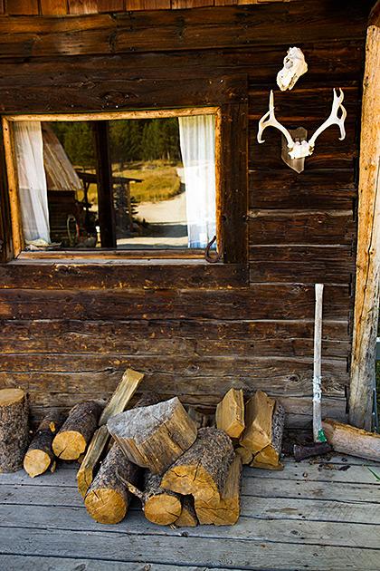 Idaho-Cabin
